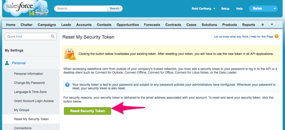 Reset_My_Security_Token___salesforce_com_-_Developer_Edition-2